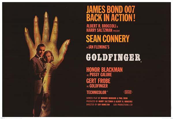 Ten Best James Bond ThemeSongs