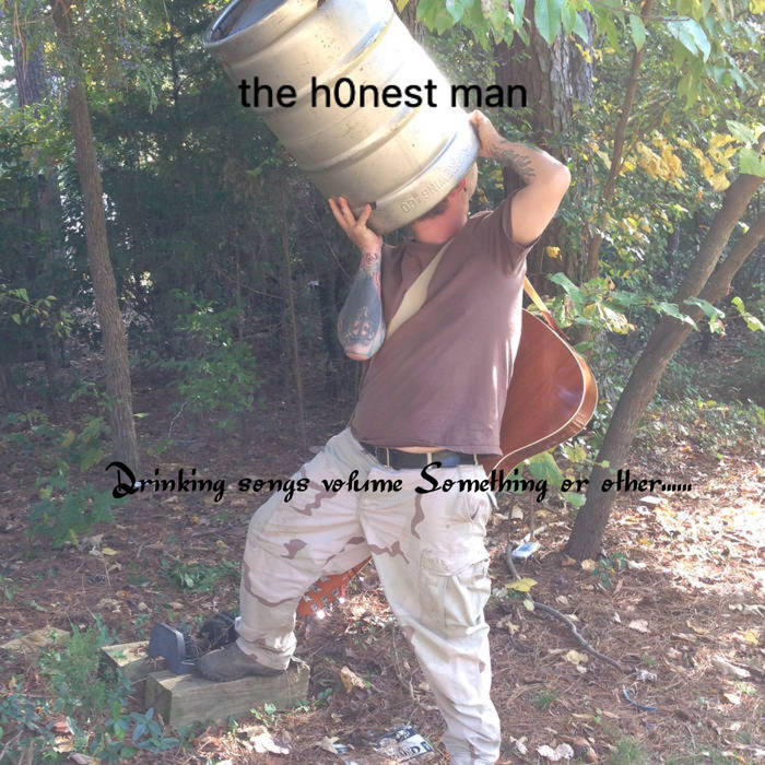 the h0nest man – Honest Music!