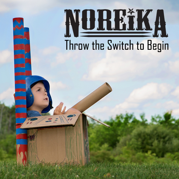 "EP Review: Peter Noreika – ""Throw the Switch to Begin"""