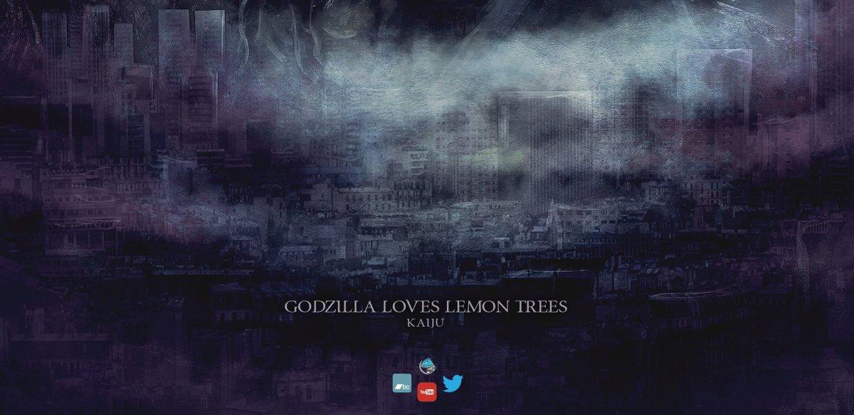 "Song Review: GODZILLA LOVES LEMON TREES – ""Kaiju"""