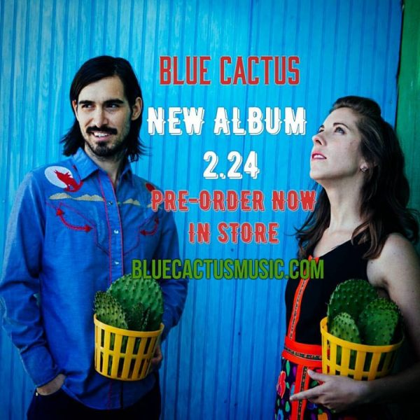 """Featured Song and Video: BLUE CACTUS – """"I Never Knew Heartache (Then I KnewYou)"""""""