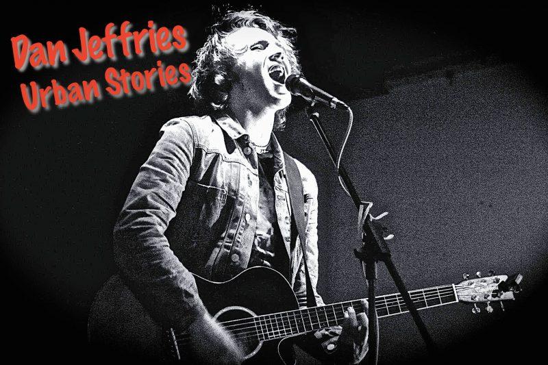 """EP Review: DAN JEFFRIES – """"UrbanStories"""""""