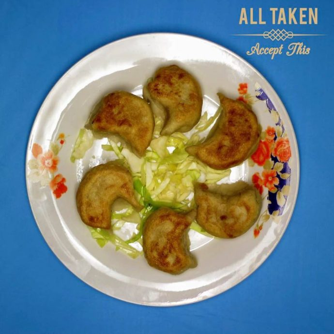 """EP Review: ALL TAKEN – """"AcceptThis"""""""
