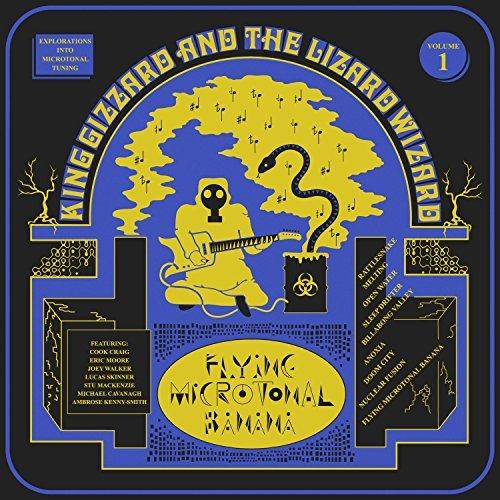 King Gizzard & The Lizard Wizard – 'Flying Microtonal Banana' – AlbumReview