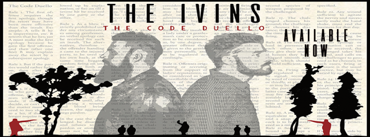 "THE IVINS – Album Review: ""The Code Duello"""