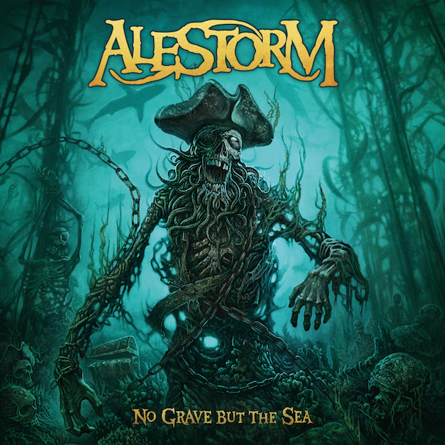 Music Challenge #6 – Alestorm – 'No Grave But the Sea'