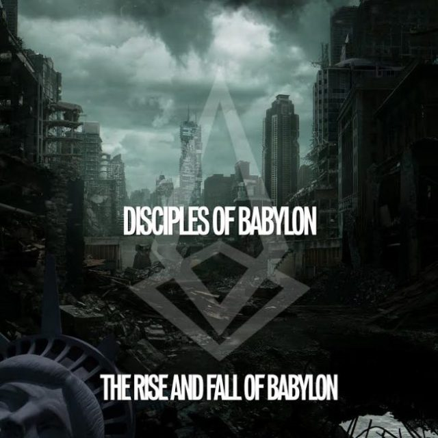 DOB The Rise And Fall Of Babylon Album Cover