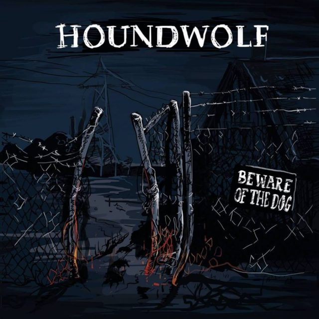 Houndwolf album cover