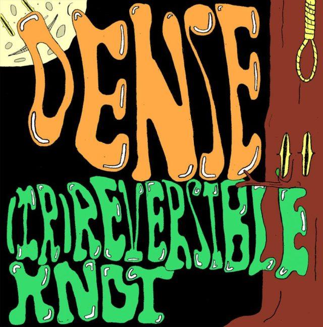 Dense cover art