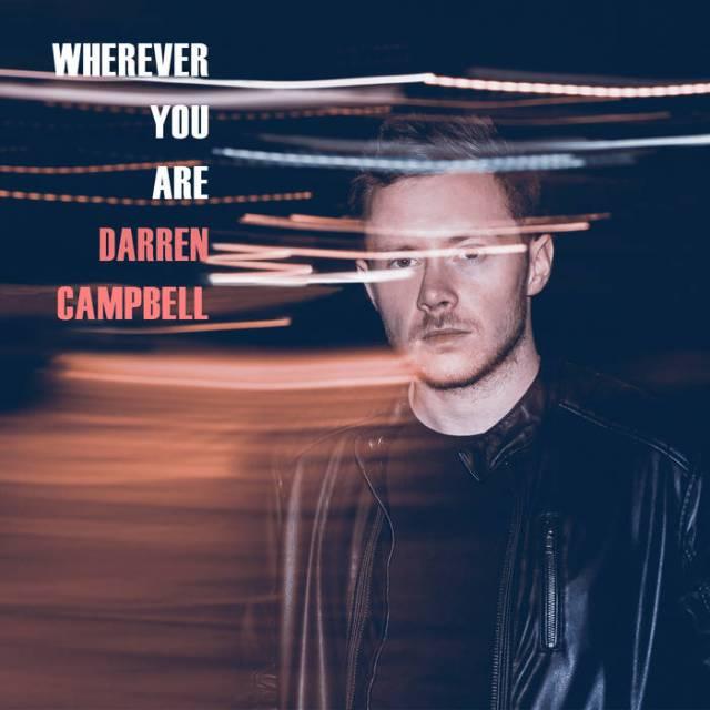 Darren Campbell single art