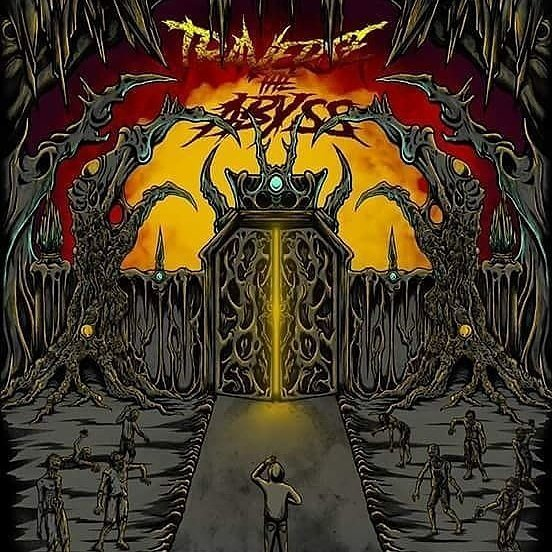 Traverse the Abyss album art
