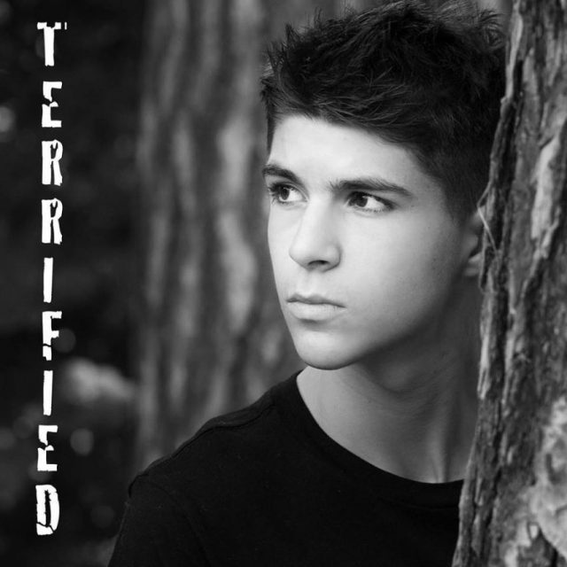 James Bakian Terrified