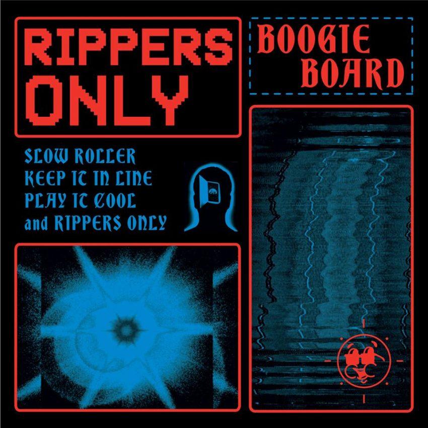 boogie board ep art