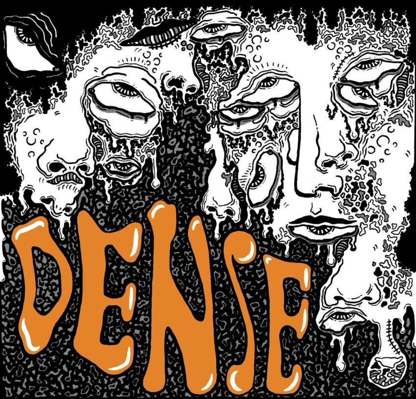DENSE Displaced Face