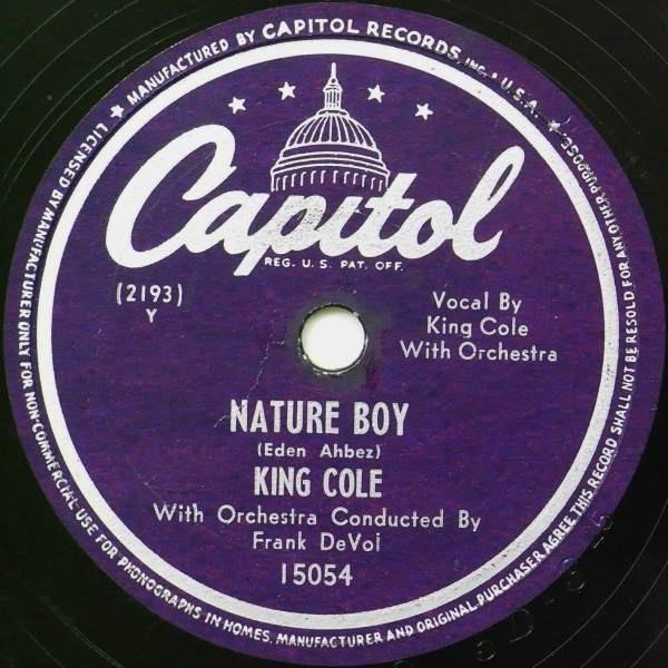 Nature Boy record