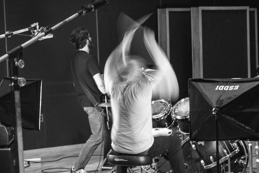 Jack Ivins drums