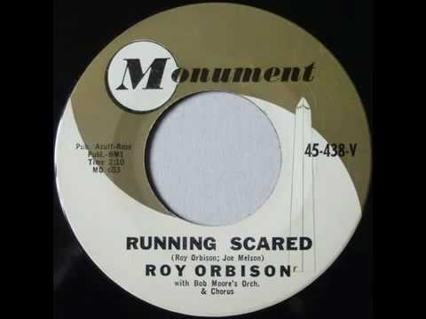 Roy Orbison Running Scared record
