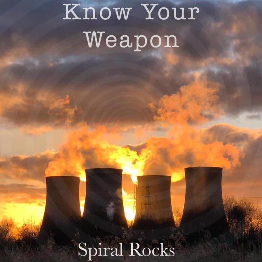 Spiral Rocks Know Your Weapon