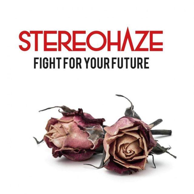 Stereohaze EP art