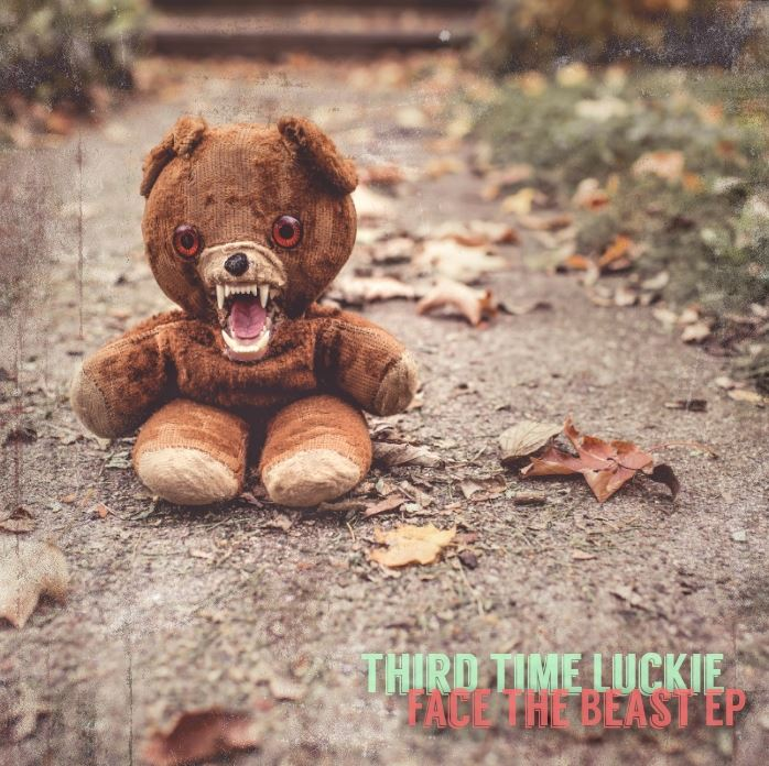 Third Time Luckie EP art