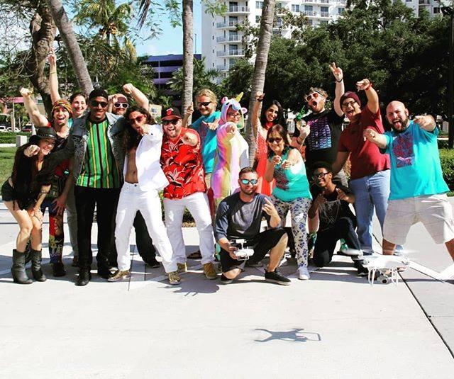 Xotic Yeyo Group Pic