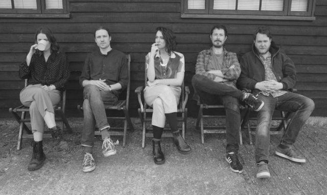 Ellie Ford band