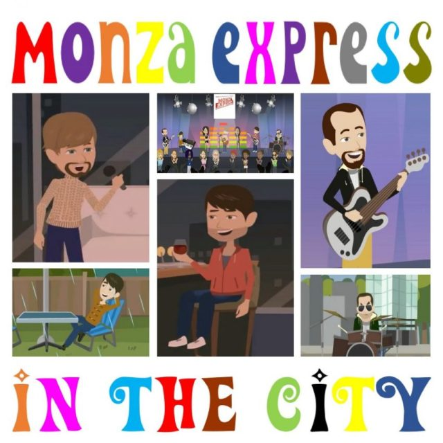 Monza Express In The City