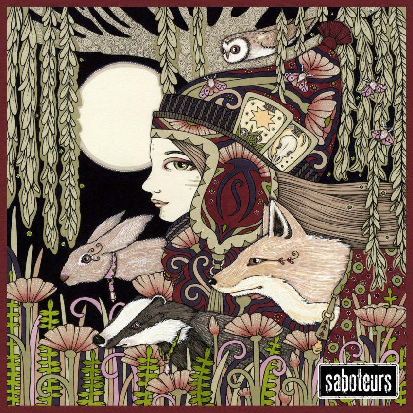 Saboteurs album art