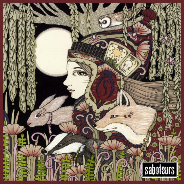 Saboteurs album art