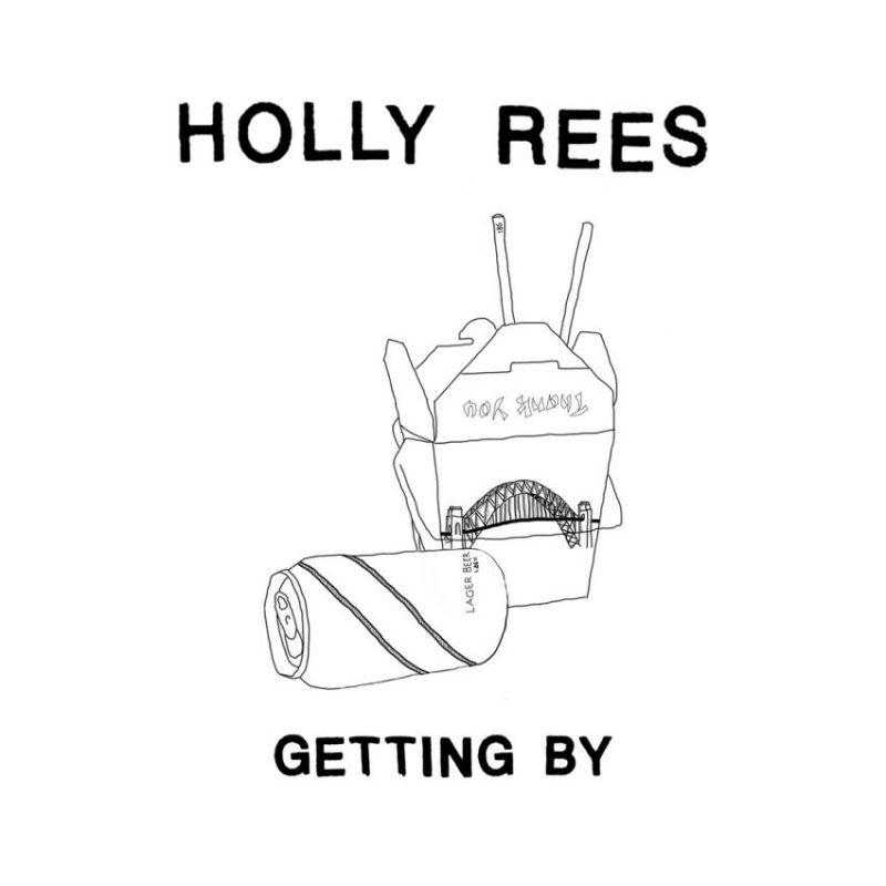Holly Rees single art