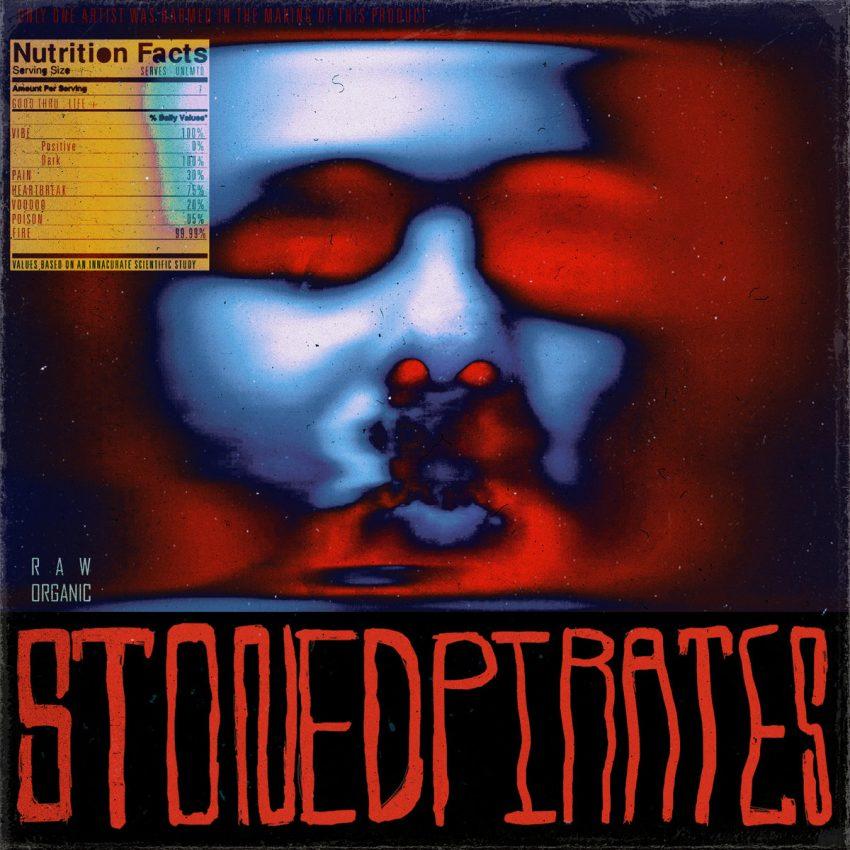 Stoned Pirates album art