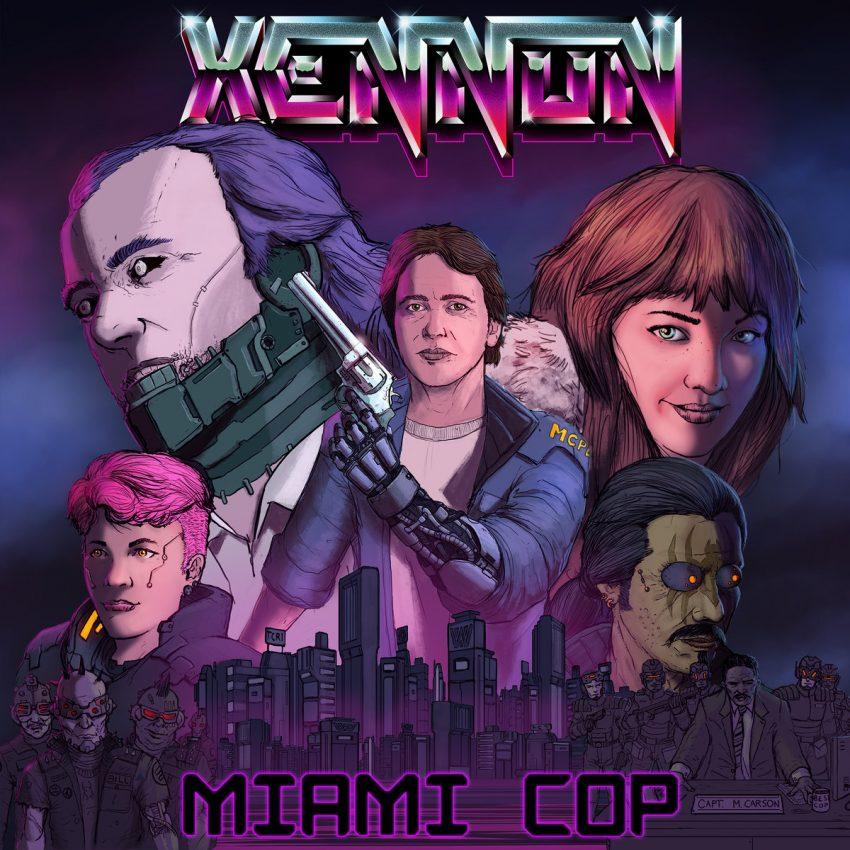 Xennon Miami Cop
