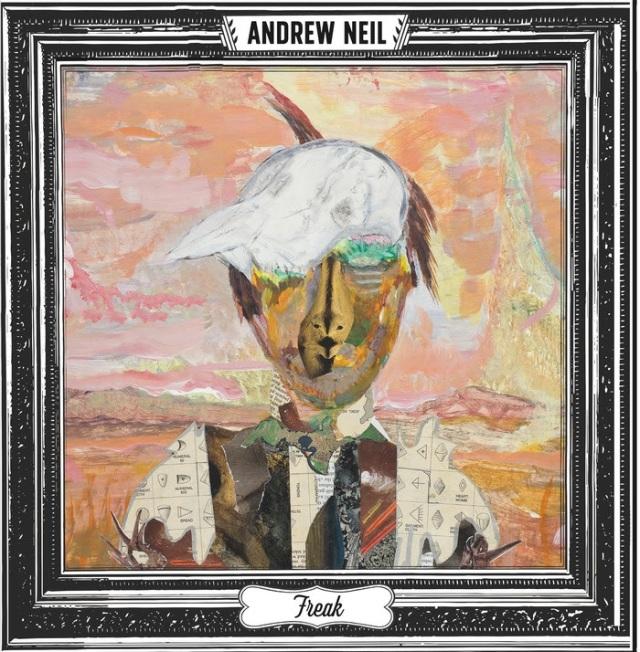 Andrew Neil Freak art