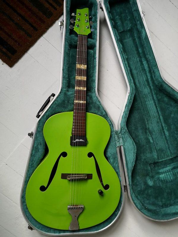 Paul Iwan guitar