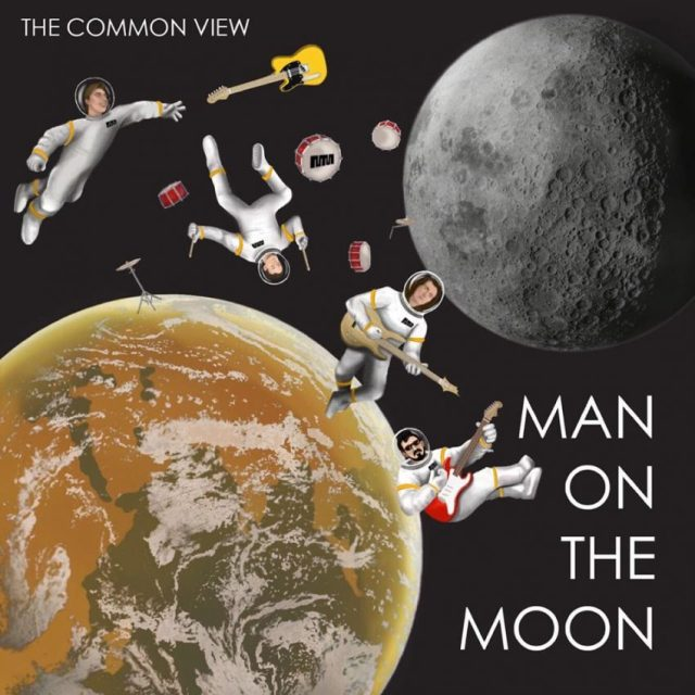 The Common View EP art