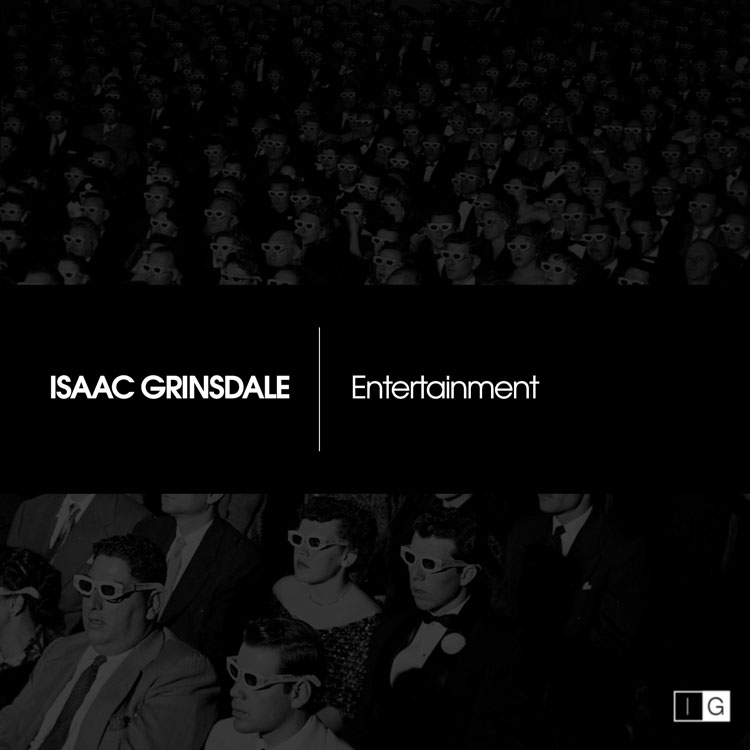 Isaac Grinsdale EP Art