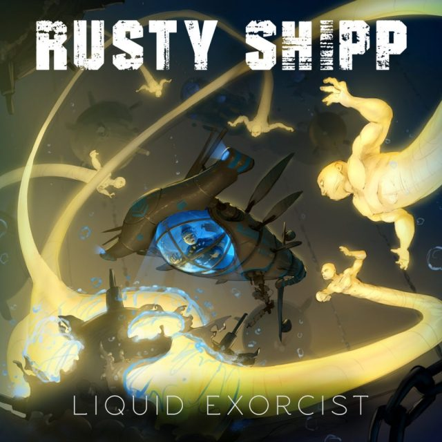 Rusty Ship Liquid Exorcist