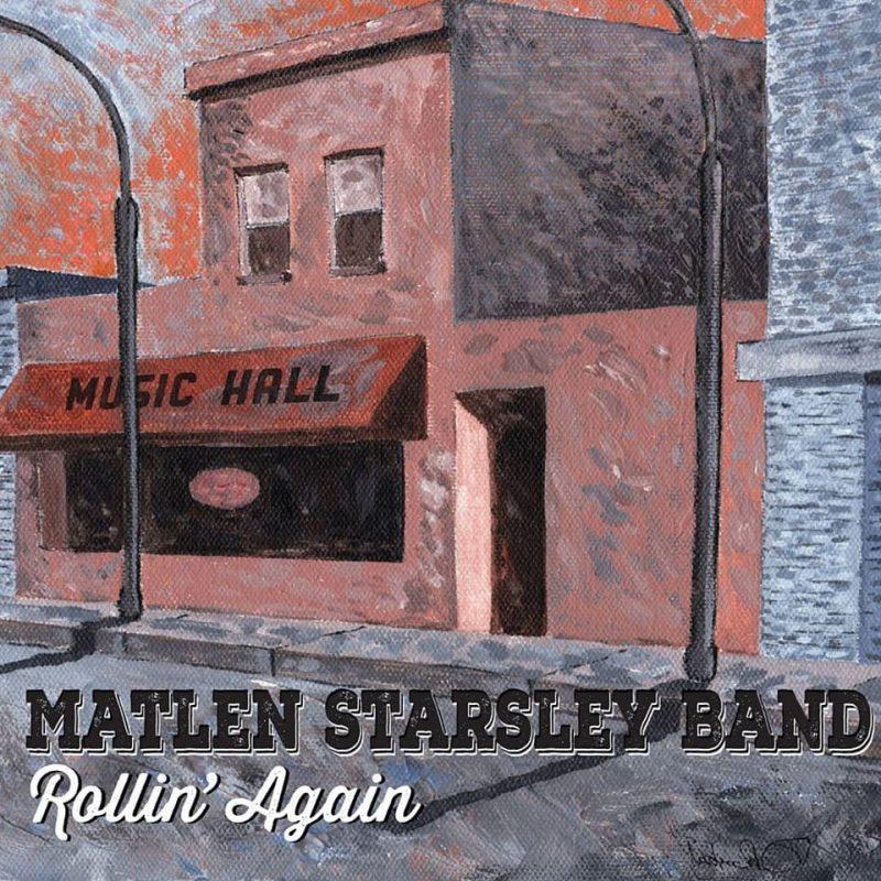 Matlen Starsley album art