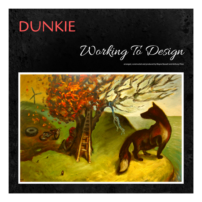 Dunkie Working To Design (front cover)