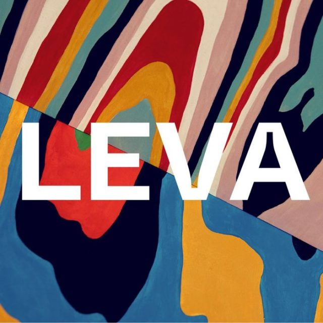 Erki Parnoja LEVA album art