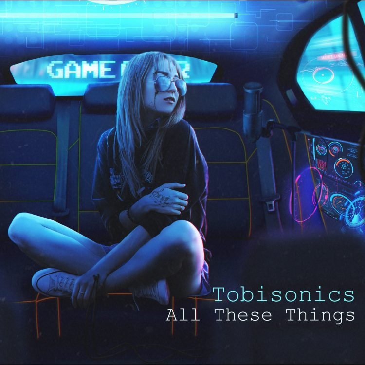 Tobisonics All These Things Cover Art