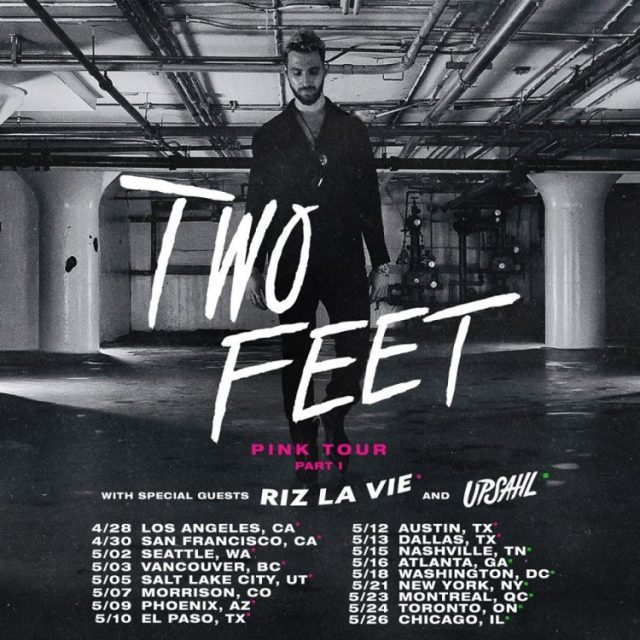 Two Feet Tour