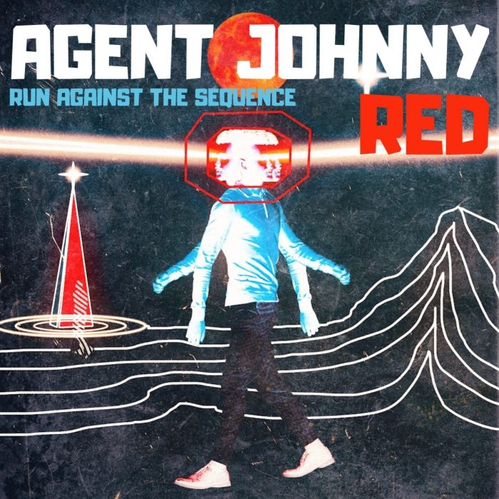 Agent Johnny Red album art