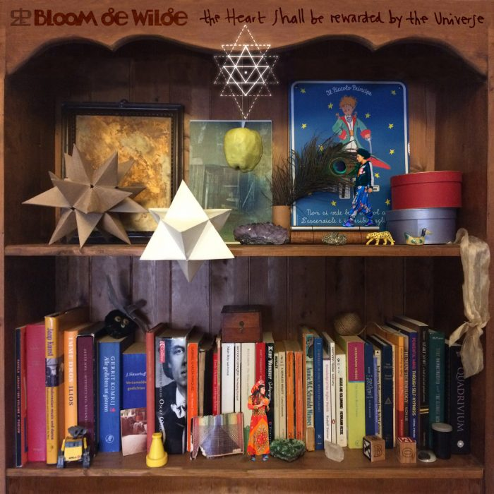 Bloom de Wilde album art