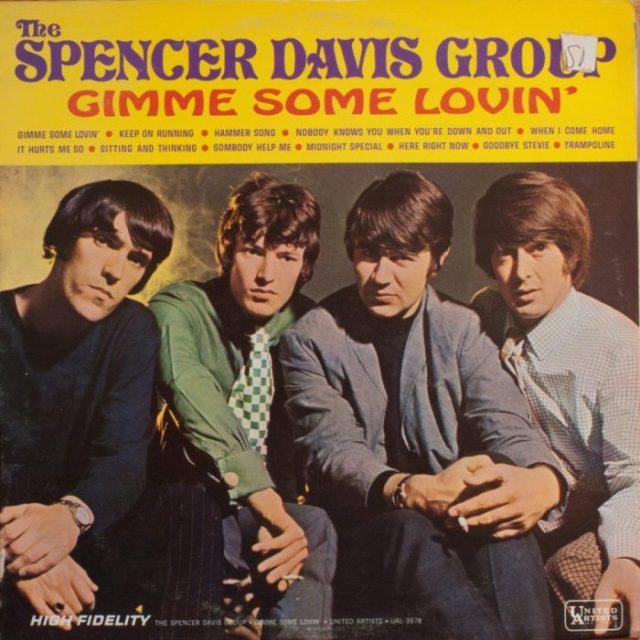 Gimme Some Lovin' - LP